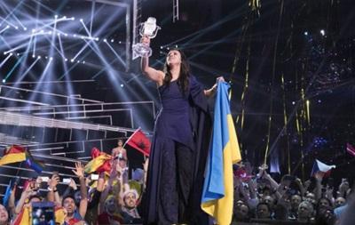 Джамала исполнит гимн Украины перед боем Кличко - Фьюри