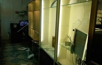 На Винничине ограбили ювелирный магазин