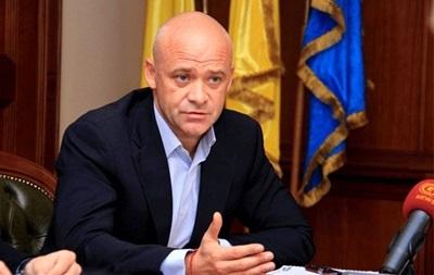 Мэр Одессы показал справку, что не имеет гражданства РФ