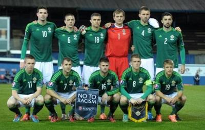 Північна Ірландія не подала в заявці на Євро гравців з місцевого чемпіонату