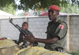 В Нигерии заявляют о поимке одного из главарей группировки Боко Харам
