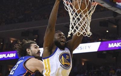 NBA: Голден Стейт впевнено б є Оклахому