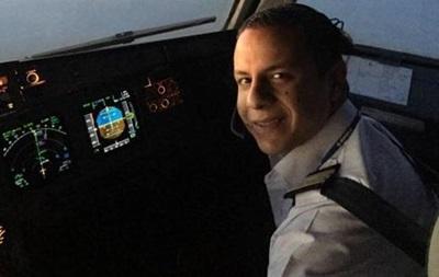Пилот Airbus A320 в Египте
