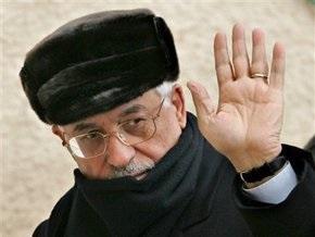 Президент Израиля публично попросил Аббаса не покидать пост главы ПНА