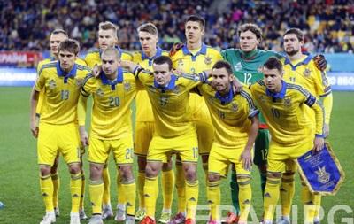 Сборную Украины будут торжественно провожать на Евро 22 мая