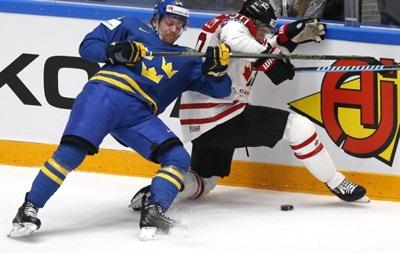 ЧМ по хоккею: Канада без проблем громит шведов