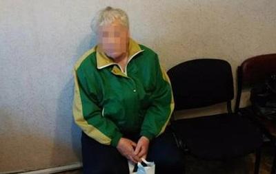Метро вХарькове «минировала» 62-летняя участница антимайдана