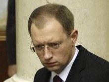 Яценюк: Конституционную реформу нужно приостановить