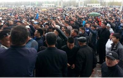 Казахстан охватили протесты: десятки задержанных