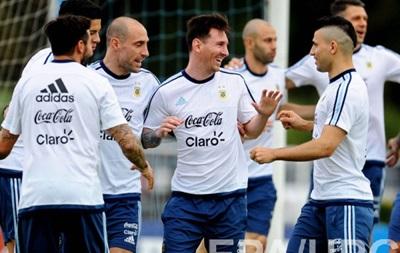 Заявка Аргентини на Копа Америка: без Тевеса і Дібали