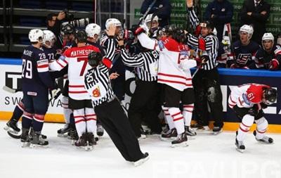 ЧМ по хоккею: Финляндия сыграет с Канадой в финале