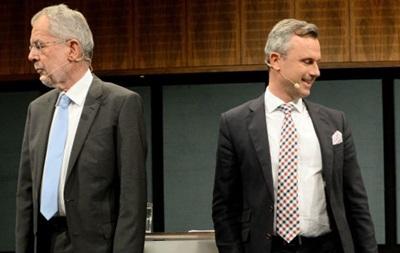 Зеленый  или крайне правый. Австрия выбирает президента