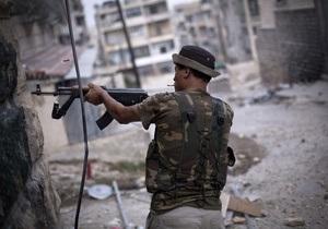 В Сирии продолжаются кровопролитные бои, несмотря на перемирие в честь Курбан-байрама