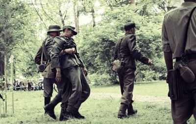 В Ивано-Франковске реконструировали бой УПА против фашистов