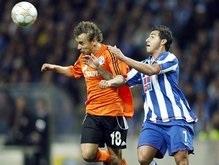 Лига Чемпионов: Порту по пенальти уступает Шальке