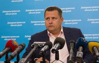 Филатов просит не переименовывать Днепропетровск