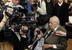 97-летний житель Венгрии предстал перед судом по обвинению в сотрудничестве с нацистами