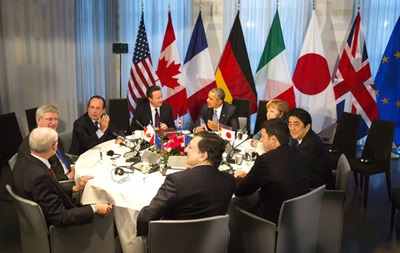 G7 снимет санкции с РФ только после выполнения  Минска-2