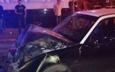 ДТП в центре Львова: семеро пострадавших