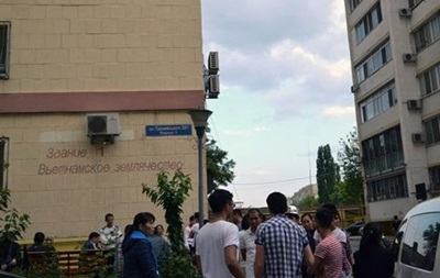 ГПУ объяснила  налеты  на вьетнамцев в Одессе