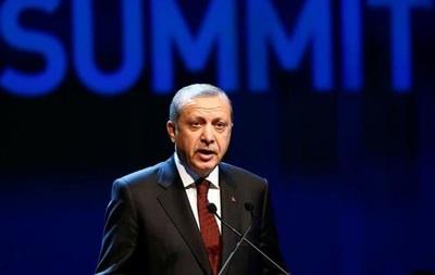 Эрдоган выдвинул ультиматум Евросоюзу из-за виз
