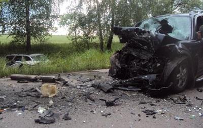 ДТП на Черниговщине: пятеро погибших