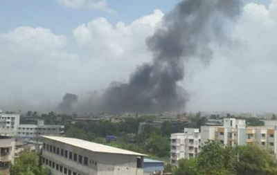 В Индии взрыв на химзаводе, есть жертвы