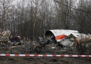 СМИ: Польша и Россия разошлись во мнениях относительно причин катастрофы самолета Качиньского