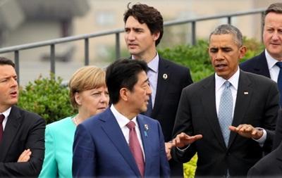 G7 призывает Киев ускорить борьбу с коррупцией