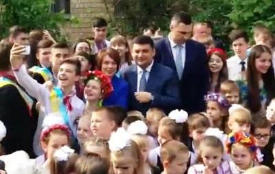 В украинских школах сегодня последний звонок