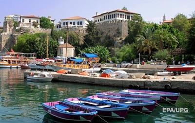 У Туреччині найбільший за 17 років відтік туристів