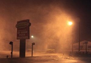 На южное побережье США обрушился тропический шторм Ли