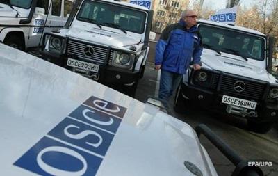 Україна передала ОБСЄ дані про танки сепаратистів
