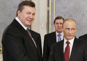 Азаров: Руководители России уважают Януковича