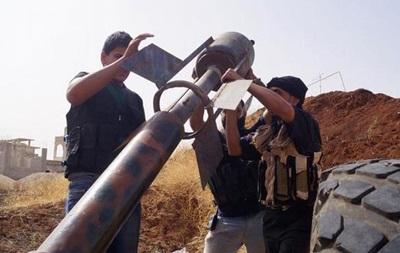 Боевики ИГ ведут наступление на севере Сирии