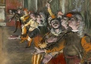 В краже пастели Дега подозревают ночного сторожа марсельского музея