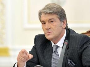 Ющенко: Победитель президентских выборов может узурпировать власть