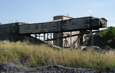 В Луганской области пожар на шахте