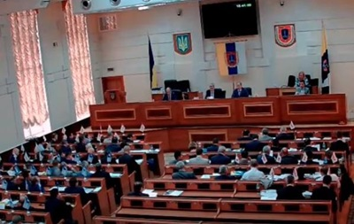 Одесские депутаты требуют договорных отношений с Киевом