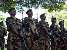 При столкновении с войсками на Шри-Ланке погибли 47 человек