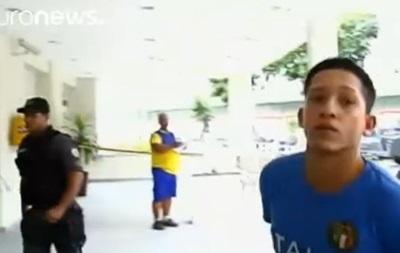 В Бразилии арестовали подозреваемых в резонансном изнасиловании