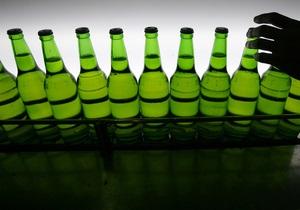 В Киеве будут штрафовать за распитие пива в бумажном пакете
