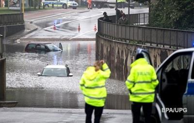 Наводнение в Баварии: пятеро погибших