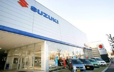 Suzuki останавливает работу трех заводов