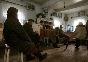 Половина украинцев считает ТВ-рекламу наиболее эффективной