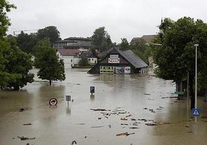 Наводнение в Европе: число жертв достигло десяти человек