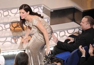 СМИ: Сандра Буллок стала жертвой  проклятия Оскара