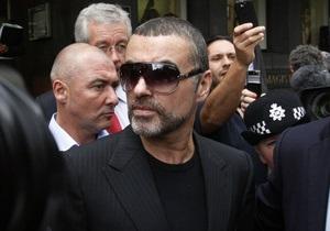 Певец Джордж Майкл отменил концерты в Австралии