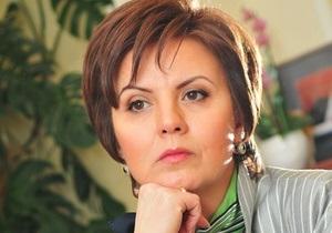 Ставнийчук призвала возбудить дело по факту заявления об утере печати Высшего админсуда