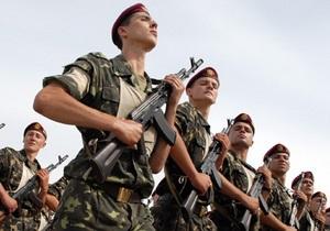Рада расширила список случаев использования армией оружия в мирное время